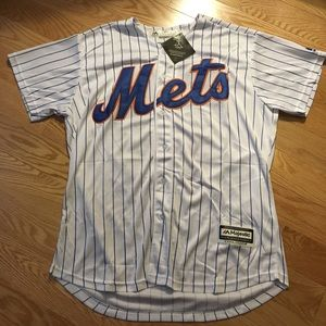 Other - NY Mets Jacob deGrom Cool Base Jersey (M)
